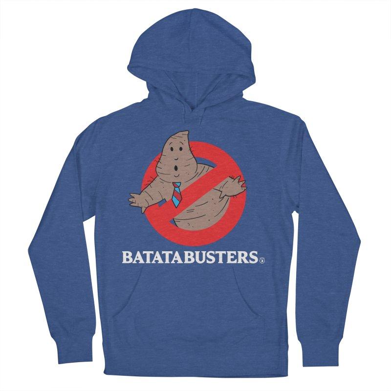 BATATA BUSTERS Men's Pullover Hoody by Tripleta Gourmet Clothing