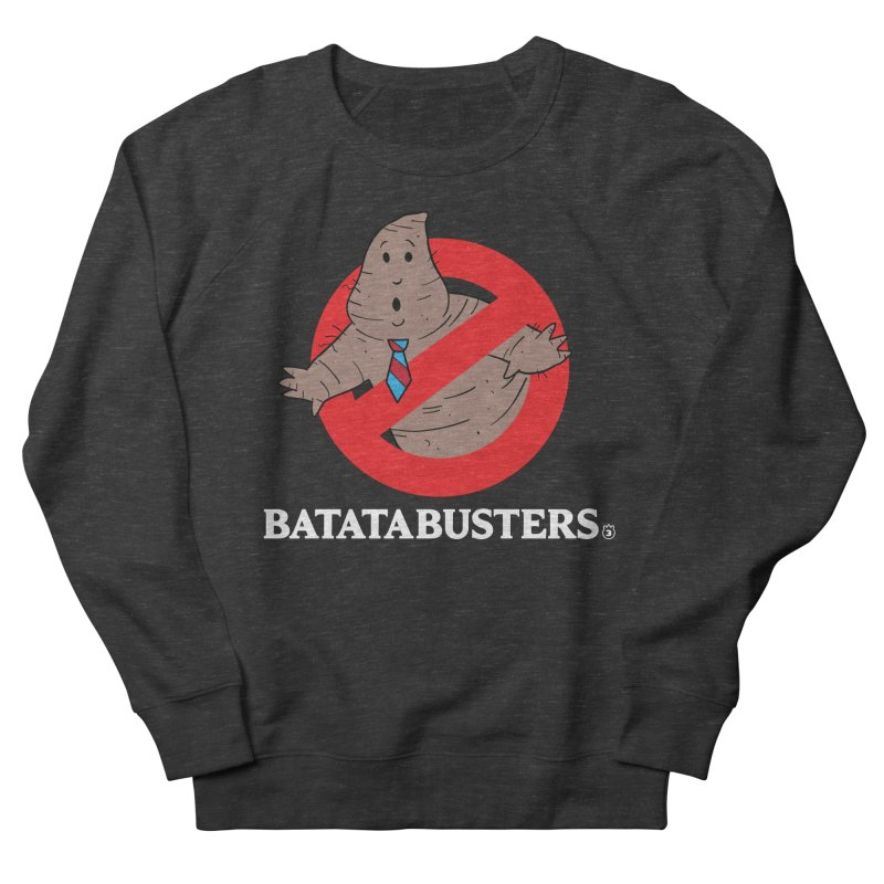 BATATA BUSTERS Women's Sweatshirt by Tripleta Gourmet Clothing
