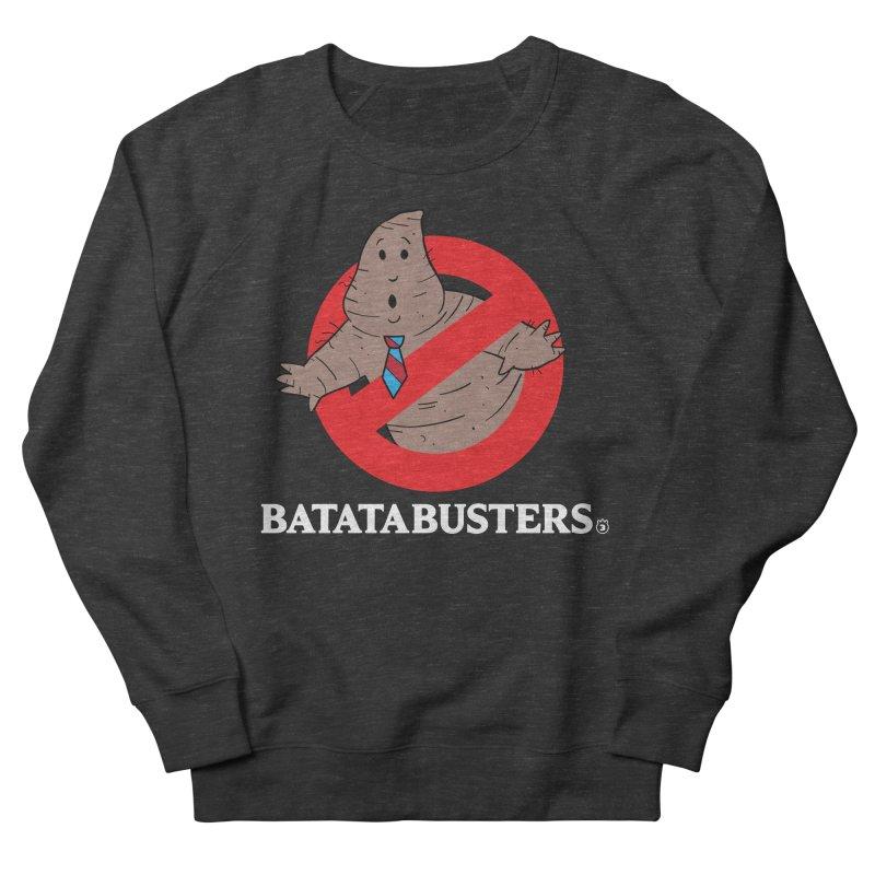 BATATA BUSTERS Men's Sweatshirt by Tripleta Gourmet Clothing