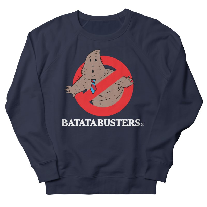 BATATA BUSTERS Men's Sweatshirt by Tripleta Gourmet Clothing