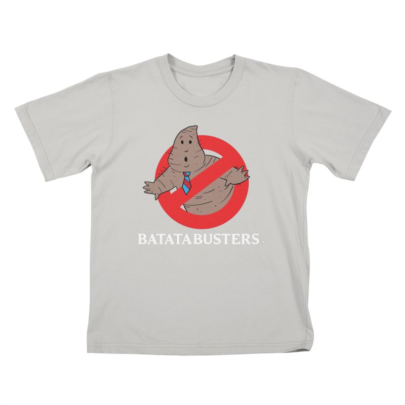 BATATA BUSTERS Kids T-shirt by Tripleta Gourmet Clothing