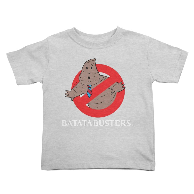 BATATA BUSTERS Kids Toddler T-Shirt by Tripleta Gourmet Clothing
