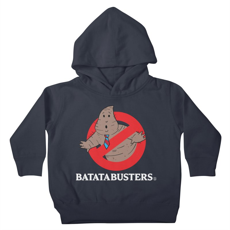 BATATA BUSTERS Kids Toddler Pullover Hoody by Tripleta Studio Shop