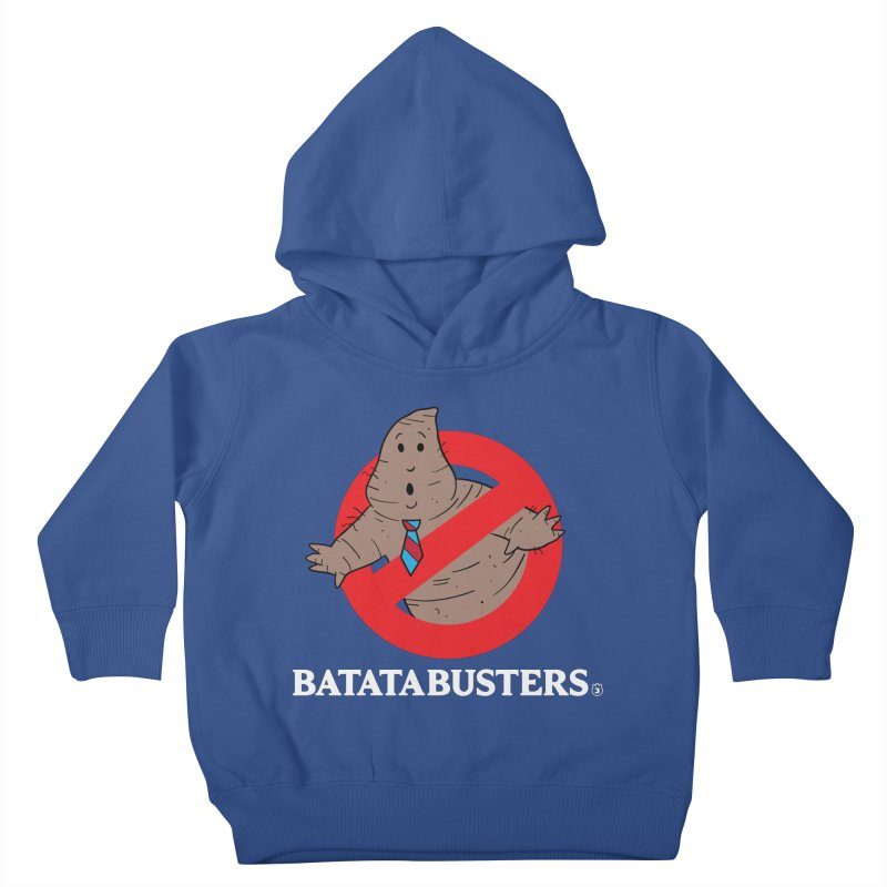 BATATA BUSTERS Kids Toddler Pullover Hoody by Tripleta Gourmet Clothing