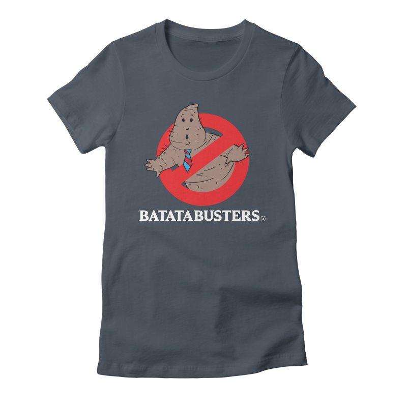 BATATA BUSTERS Women's T-Shirt by Tripleta Studio Shop