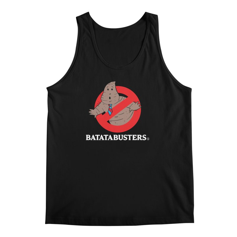 BATATA BUSTERS Men's Tank by Tripleta Gourmet Clothing