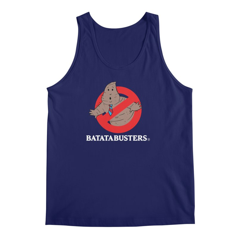 BATATA BUSTERS Men's Tank by Tripleta Gourmet Clothing