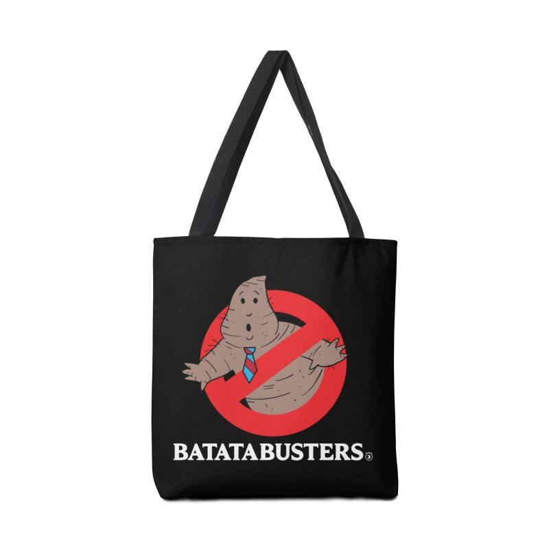 BATATA BUSTERS Accessories Tote Bag Bag by Tripleta Studio Shop