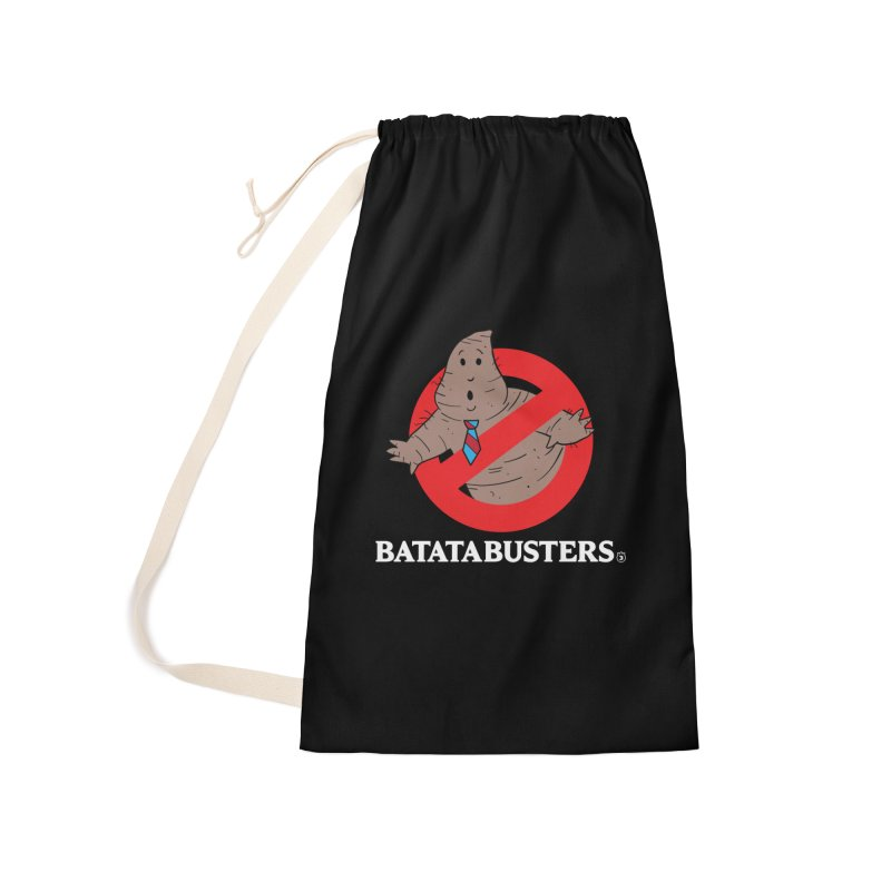 BATATA BUSTERS Accessories Laundry Bag Bag by Tripleta Studio Shop