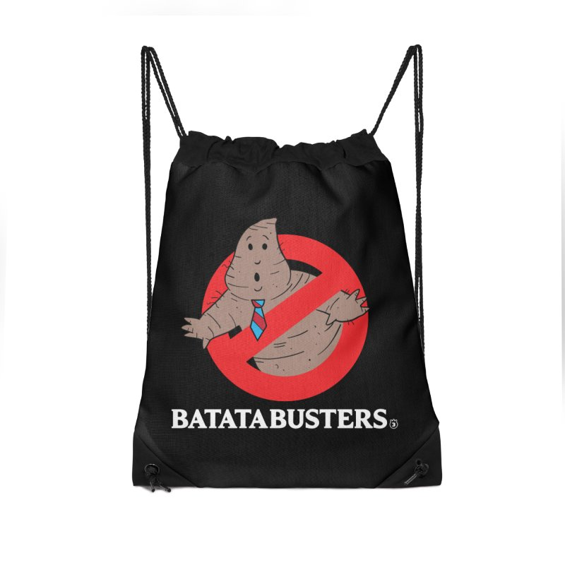 BATATA BUSTERS Accessories Drawstring Bag Bag by Tripleta Studio Shop