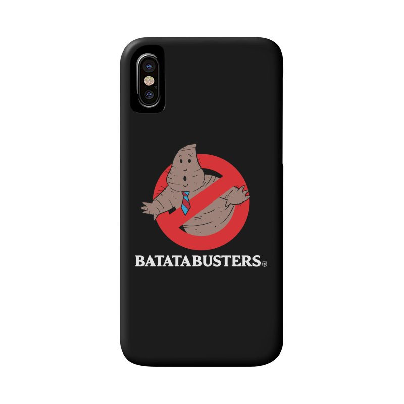 BATATA BUSTERS Accessories Phone Case by Tripleta Gourmet Clothing