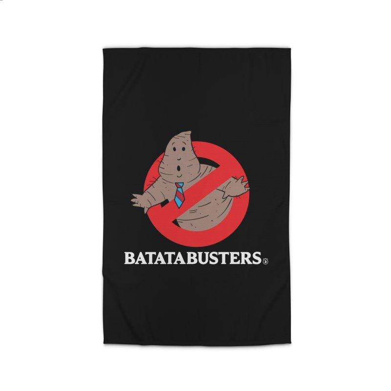 BATATA BUSTERS Home Rug by Tripleta Gourmet Clothing