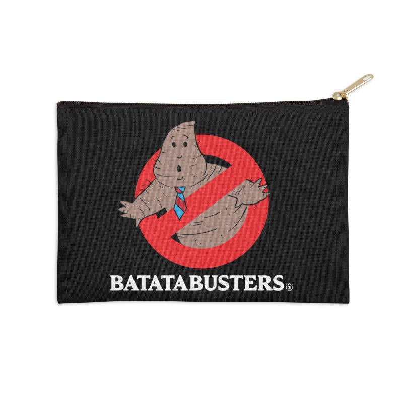 BATATA BUSTERS Accessories Zip Pouch by Tripleta Gourmet Clothing