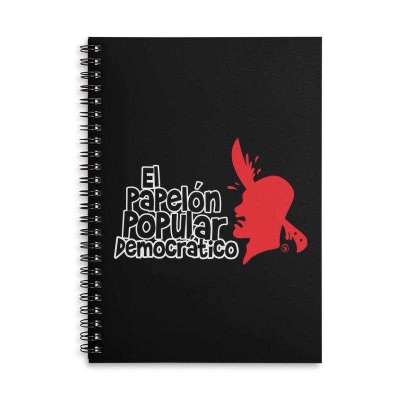 PAPELON POPULAR Accessories Lined Spiral Notebook by Tripleta Studio Shop