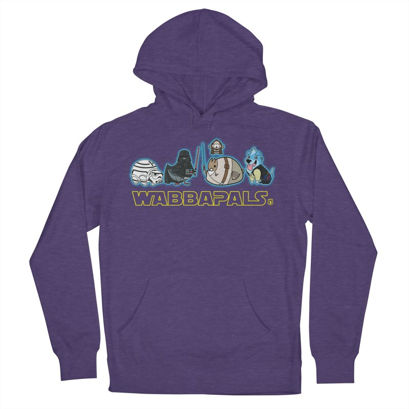 STAR WABBA WARS Women's Pullover Hoody by Tripleta Gourmet Clothing