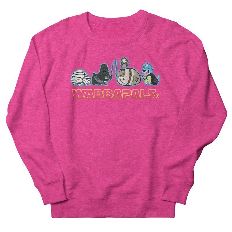 STAR WABBA WARS Men's Sweatshirt by Tripleta Gourmet Clothing
