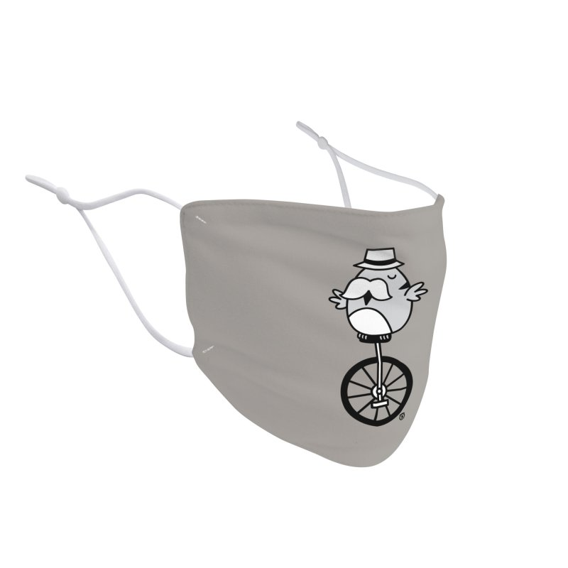 UNICYCLE BUCHO Accessories Face Mask by Tripleta Studio Shop