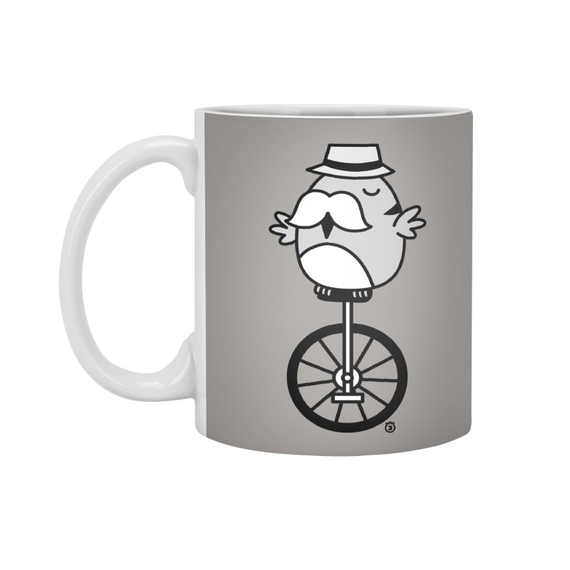 UNICYCLE BUCHO Accessories Mug by Tripleta Gourmet Clothing