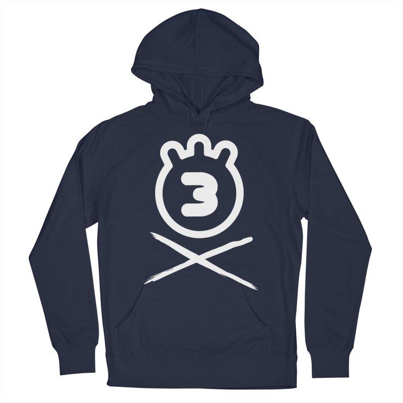 TRIPLETA X Men's Pullover Hoody by Tripleta Gourmet Clothing