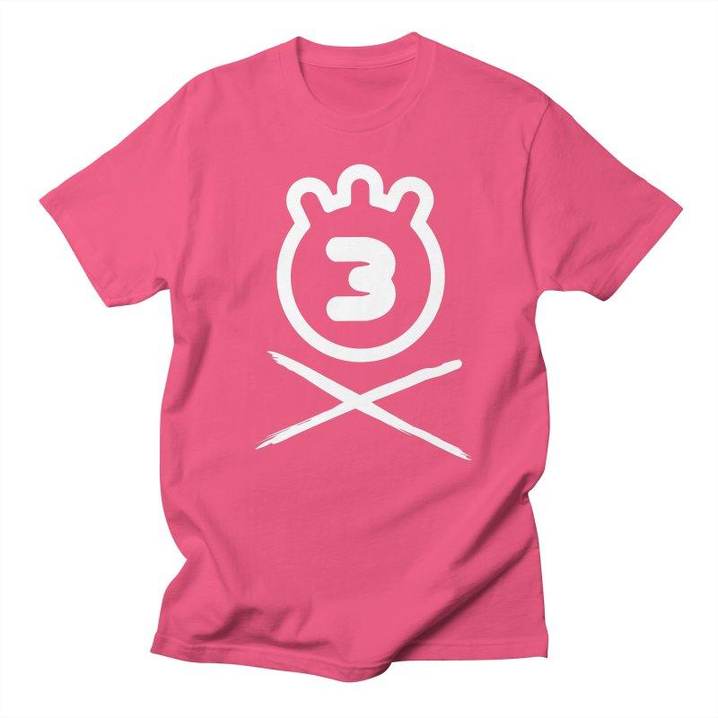 TRIPLETA X Women's Regular Unisex T-Shirt by Tripleta Gourmet Clothing