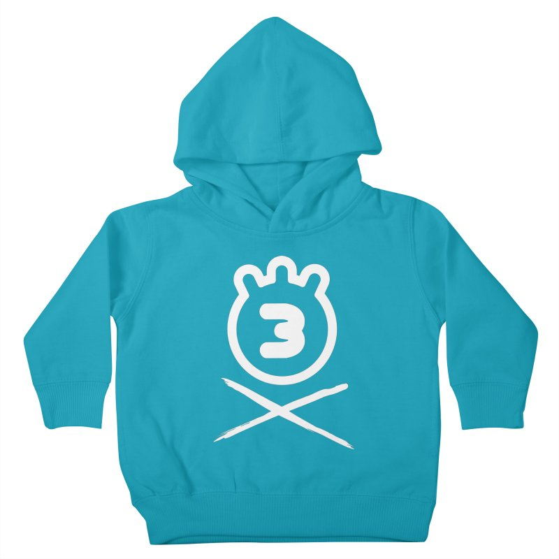 TRIPLETA X Kids Toddler Pullover Hoody by Tripleta Studio Shop