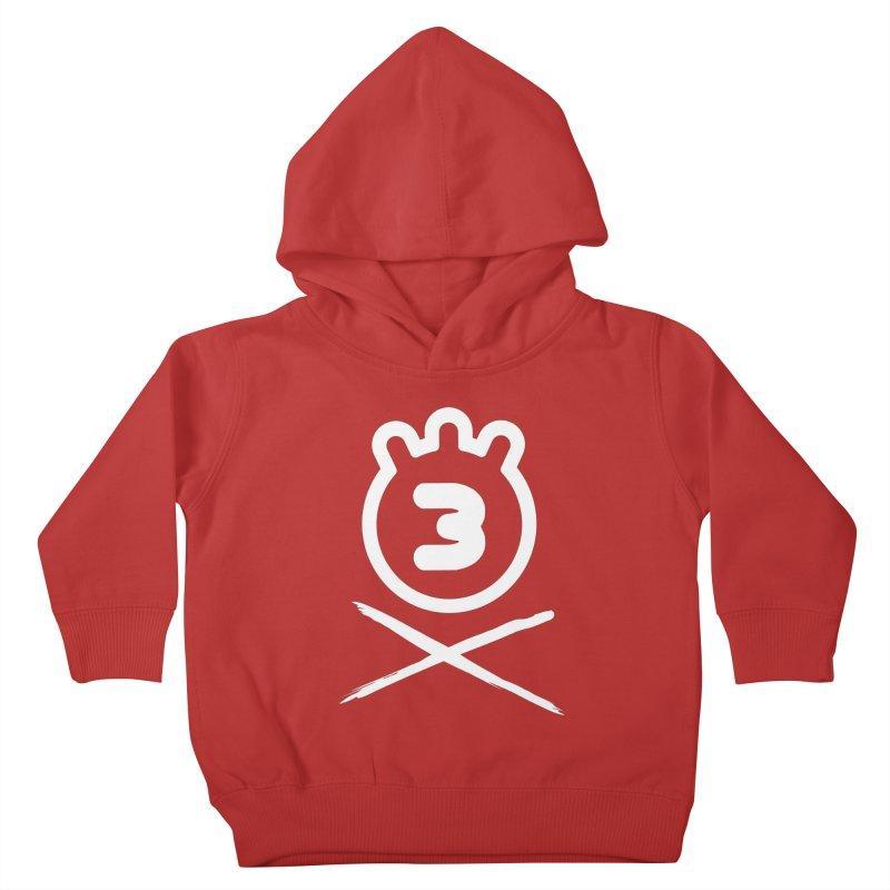 TRIPLETA X Kids Toddler Pullover Hoody by Tripleta Studio Shop