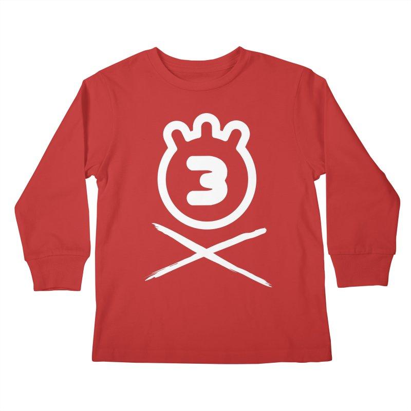 TRIPLETA X Kids Longsleeve T-Shirt by Tripleta Studio Shop