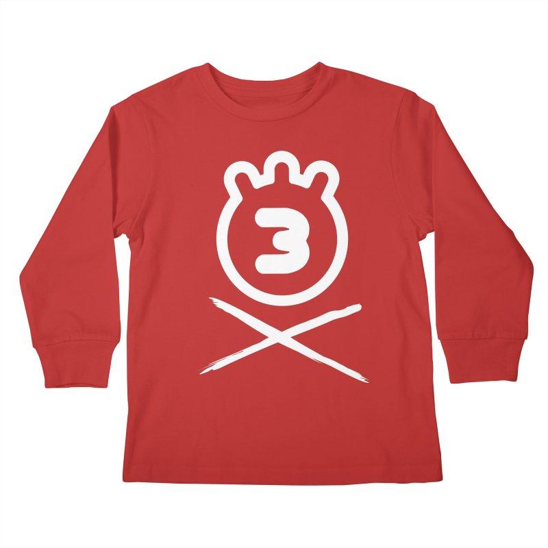 TRIPLETA X Kids Longsleeve T-Shirt by Tripleta Gourmet Clothing