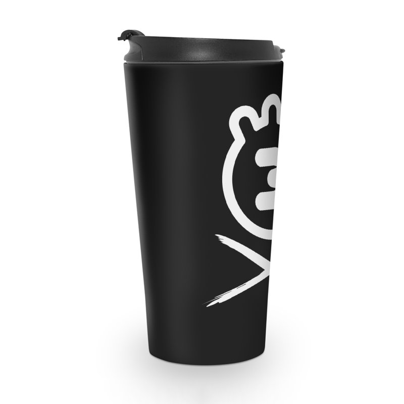 TRIPLETA X Accessories Travel Mug by Tripleta Studio Shop