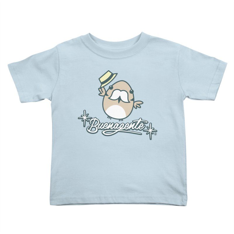 BUENAGENTE Kids Toddler T-Shirt by Tripleta Gourmet Clothing
