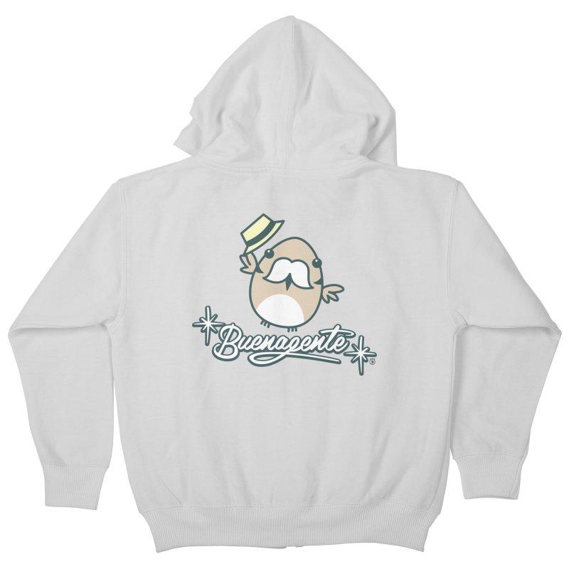 BUENAGENTE Kids Zip-Up Hoody by Tripleta Gourmet Clothing