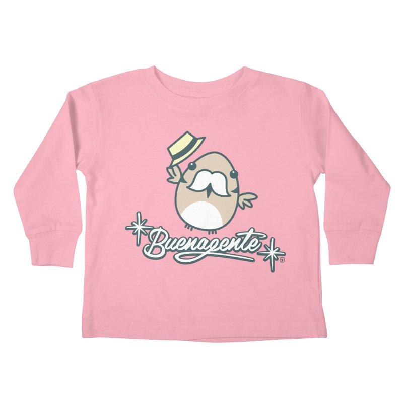 BUENAGENTE Kids Toddler Longsleeve T-Shirt by Tripleta Gourmet Clothing