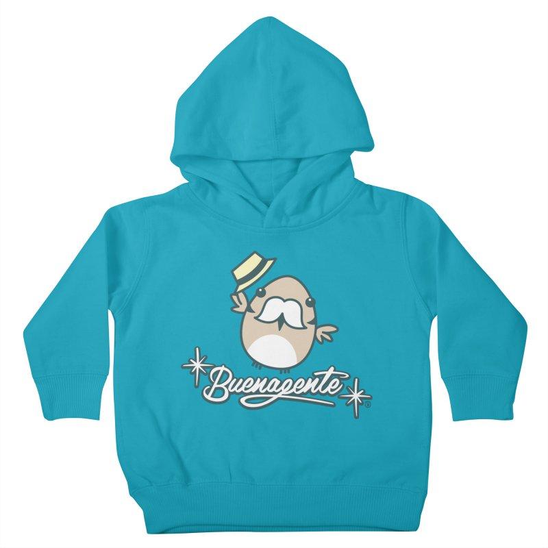 BUENAGENTE Kids Toddler Pullover Hoody by Tripleta Gourmet Clothing