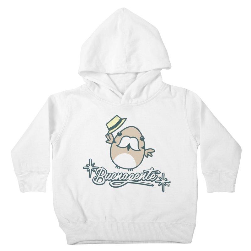 BUENAGENTE Kids Toddler Pullover Hoody by Tripleta Studio Shop