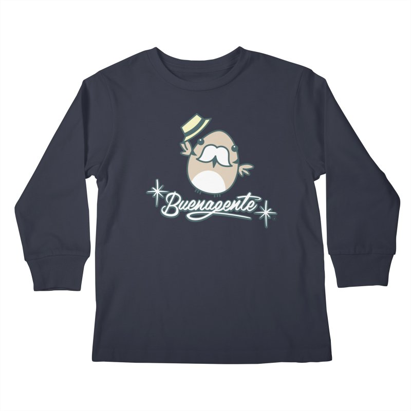 BUENAGENTE Kids Longsleeve T-Shirt by Tripleta Studio Shop