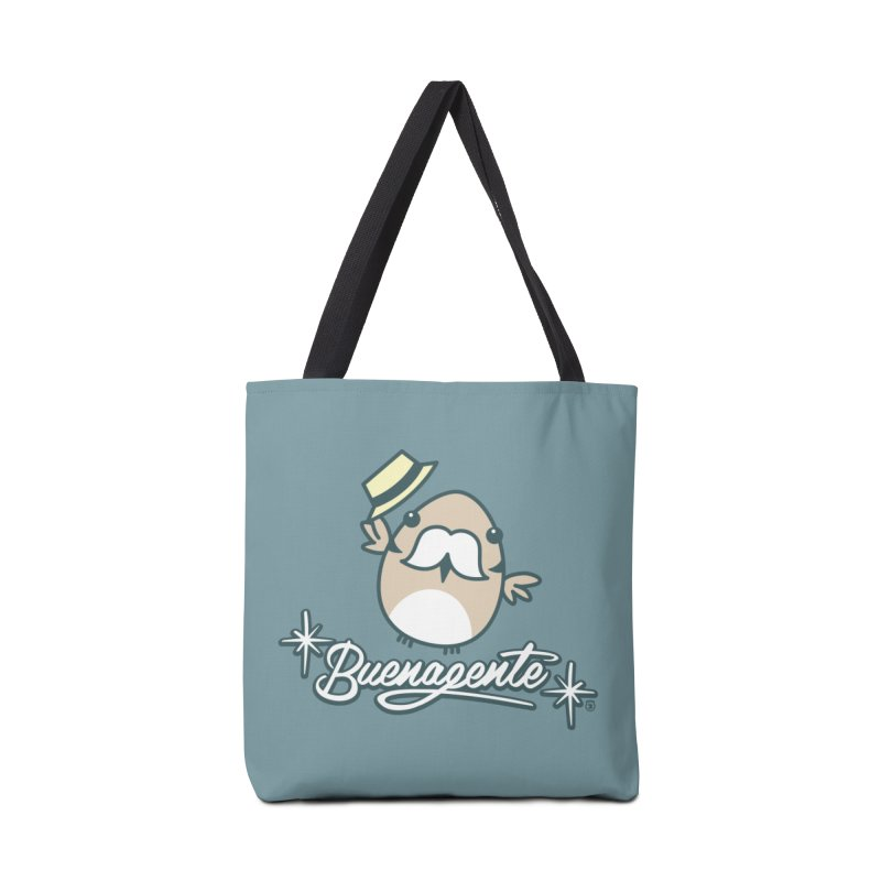 BUENAGENTE Accessories Tote Bag Bag by Tripleta Studio Shop