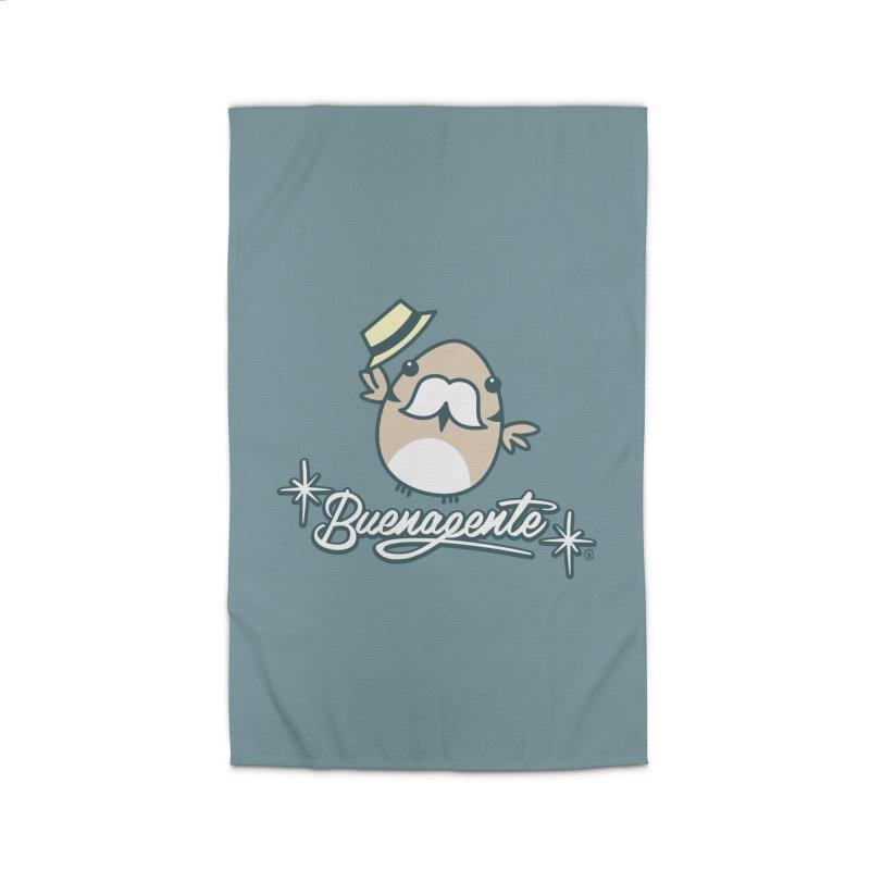 BUENAGENTE Home Rug by Tripleta Gourmet Clothing
