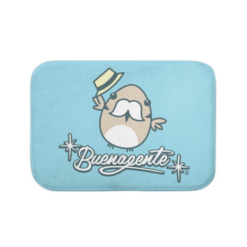 BUENAGENTE Home Bath Mat by Tripleta Studio Shop