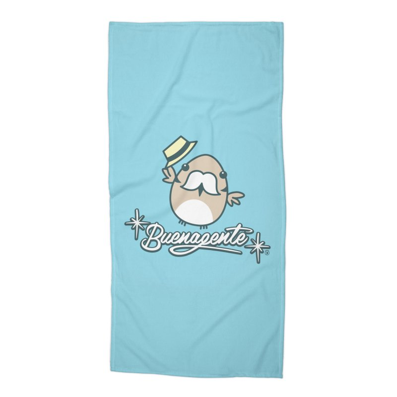 BUENAGENTE Accessories Beach Towel by Tripleta Studio Shop