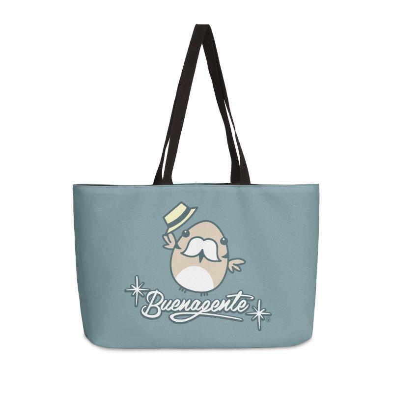 BUENAGENTE Accessories Weekender Bag Bag by Tripleta Studio Shop
