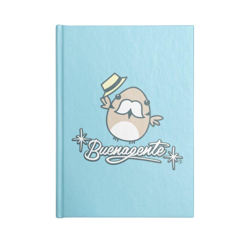 BUENAGENTE Accessories Notebook by Tripleta Studio Shop