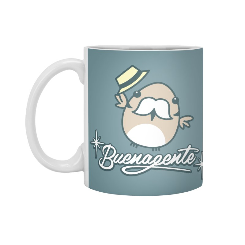 BUENAGENTE Accessories Standard Mug by Tripleta Studio Shop