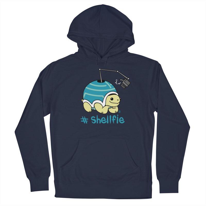 SHELLFIE Men's Pullover Hoody by Tripleta Studio Shop