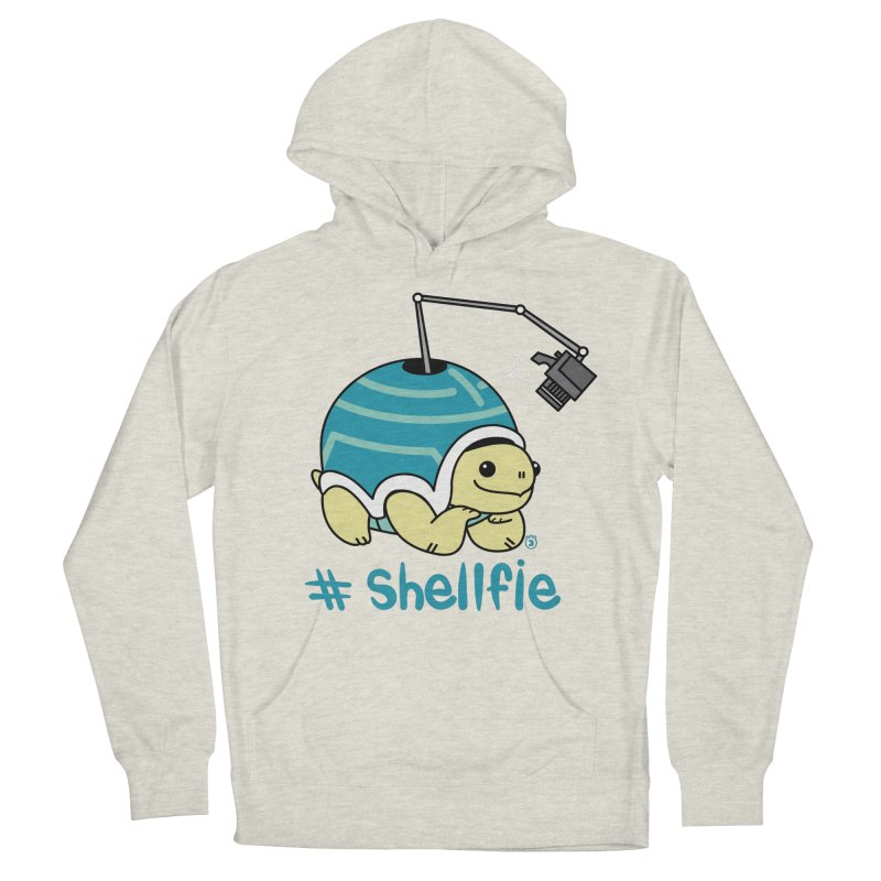 SHELLFIE Women's French Terry Pullover Hoody by Tripleta Gourmet Clothing
