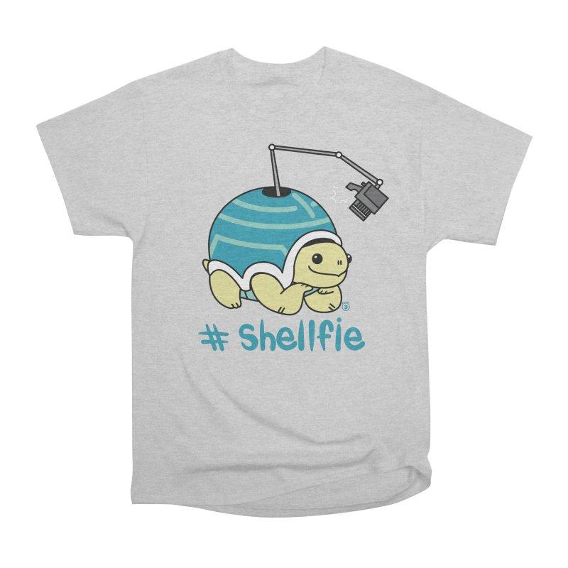 SHELLFIE Men's Classic T-Shirt by Tripleta Gourmet Clothing