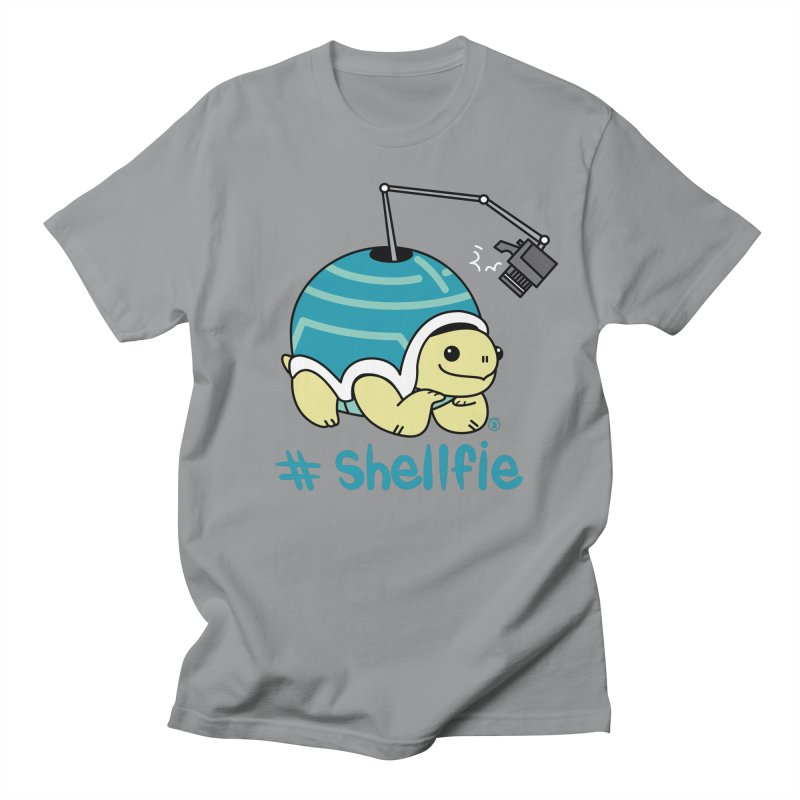 SHELLFIE Women's Unisex T-Shirt by Tripleta Gourmet Clothing