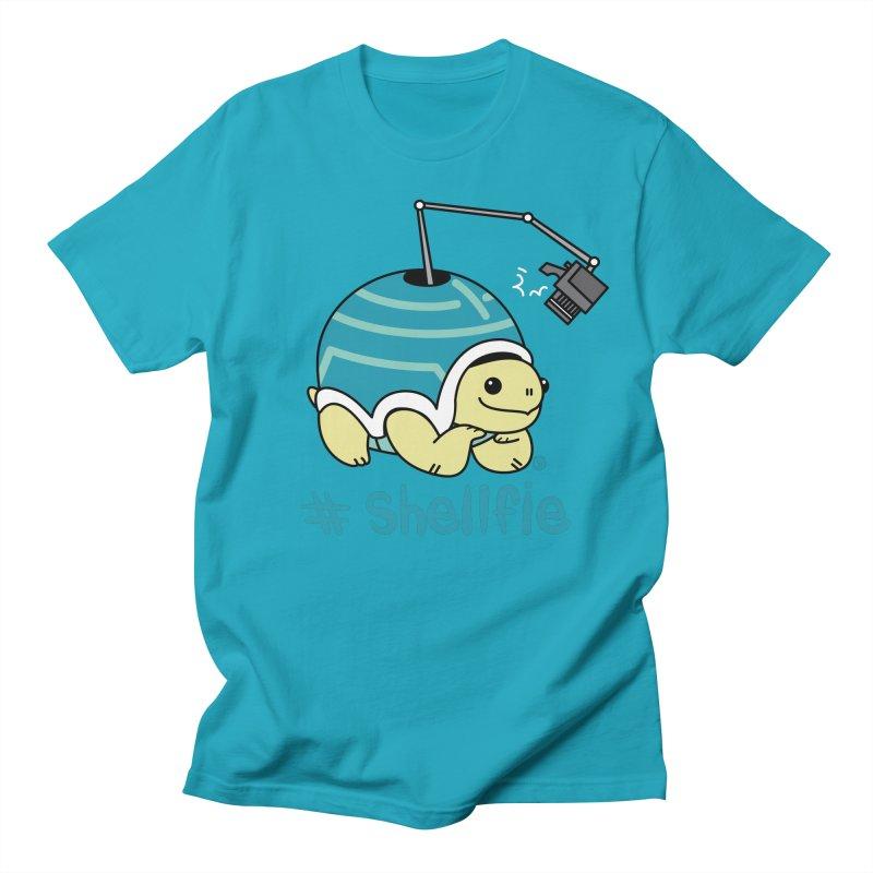 SHELLFIE Women's Regular Unisex T-Shirt by Tripleta Studio Shop