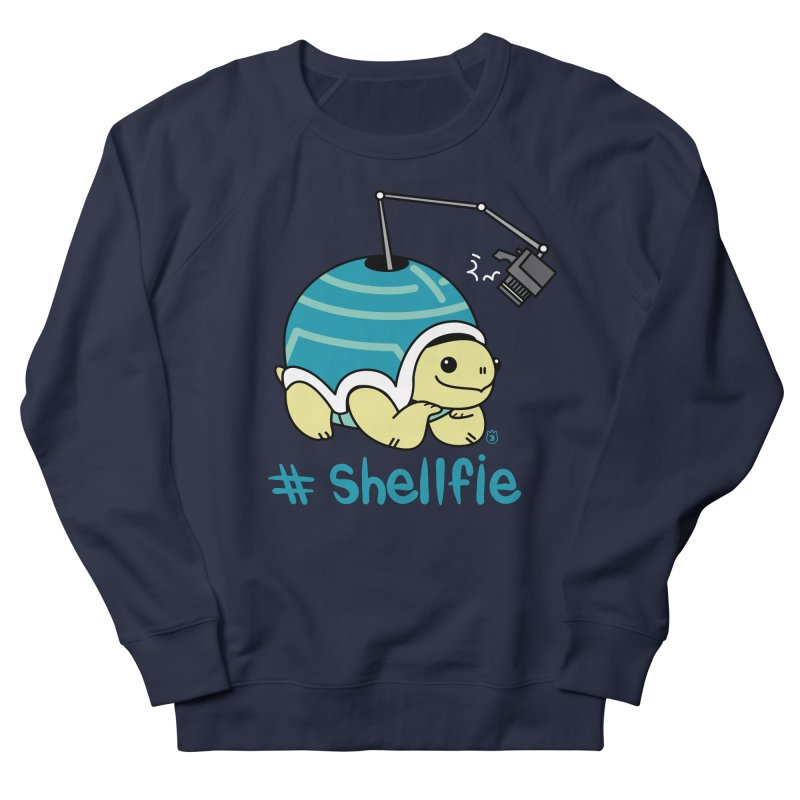 SHELLFIE Men's French Terry Sweatshirt by Tripleta Studio Shop