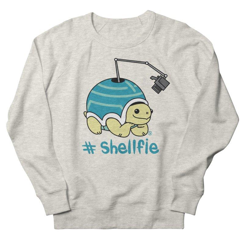SHELLFIE Men's French Terry Sweatshirt by Tripleta Gourmet Clothing