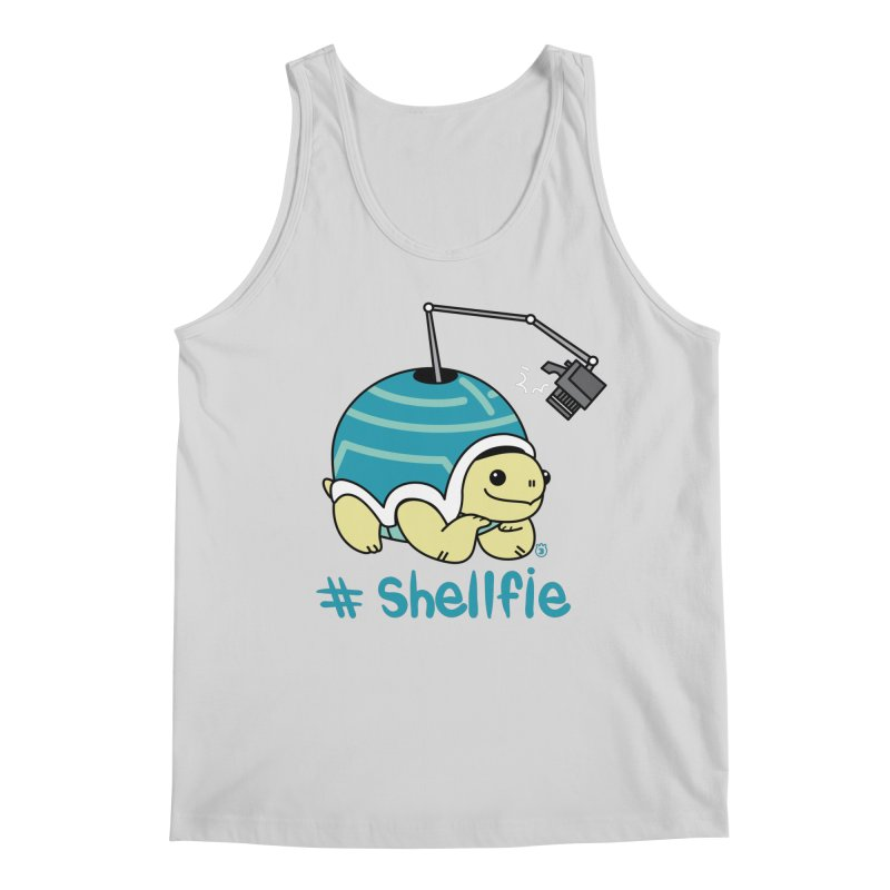 SHELLFIE Men's Regular Tank by Tripleta Studio Shop
